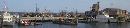 MacMillan Pier, Provincetown Harbor