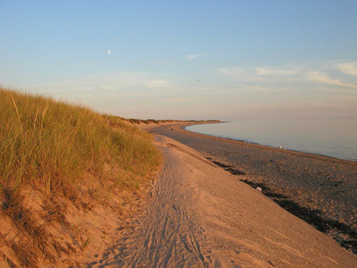 Cape Cod National Seashore Park, Herring Cove Beach