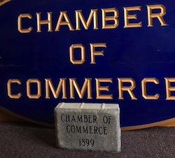 Ptown Chamber Paver