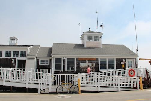 Provincetown Harbor MacMillan Pier, Harbormaster Office