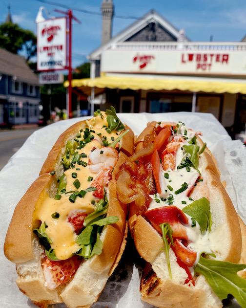 Dine image Lobster Rolls