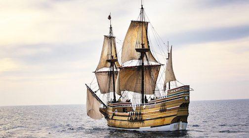 Mayflower II Photo courtesy of Plimoth Plantation