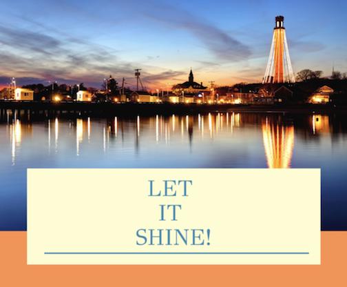 Pilgrim Monument and Provincetown Museum Lighting event November 11th, 2020