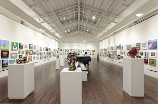 Provincetown Art Association and Museum (PAAM) members exhibition